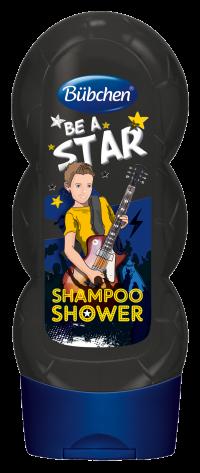 "Šampūns un dušas želeja ""Esi Zvaigzne"""